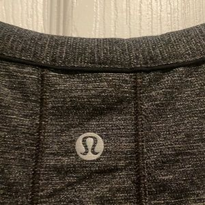 Lululemon Training Tank Top Grey